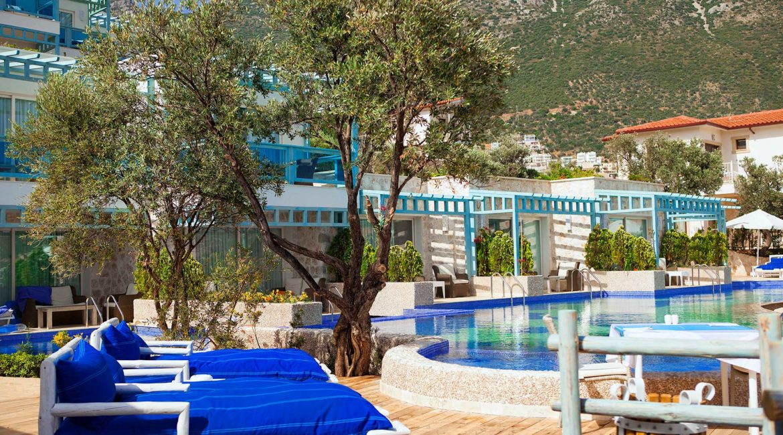 Main pool at Asfiya Sea View