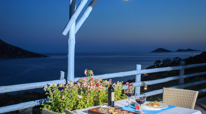 Asfiya restaurant with beautiful views