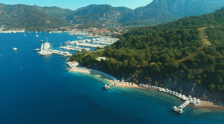 D-Resort Aerial view