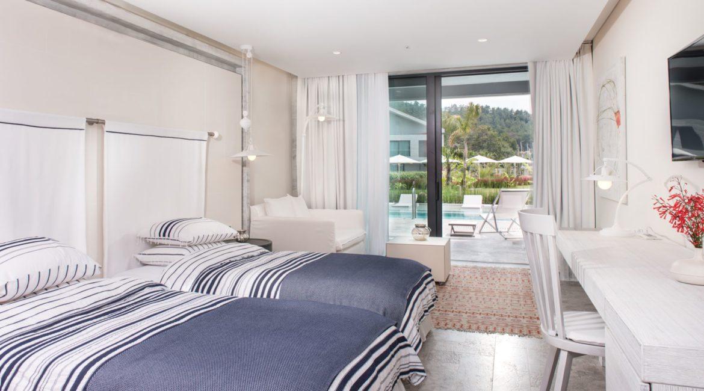 D-Resort Gocek Deluxe Room with pool access - Twin