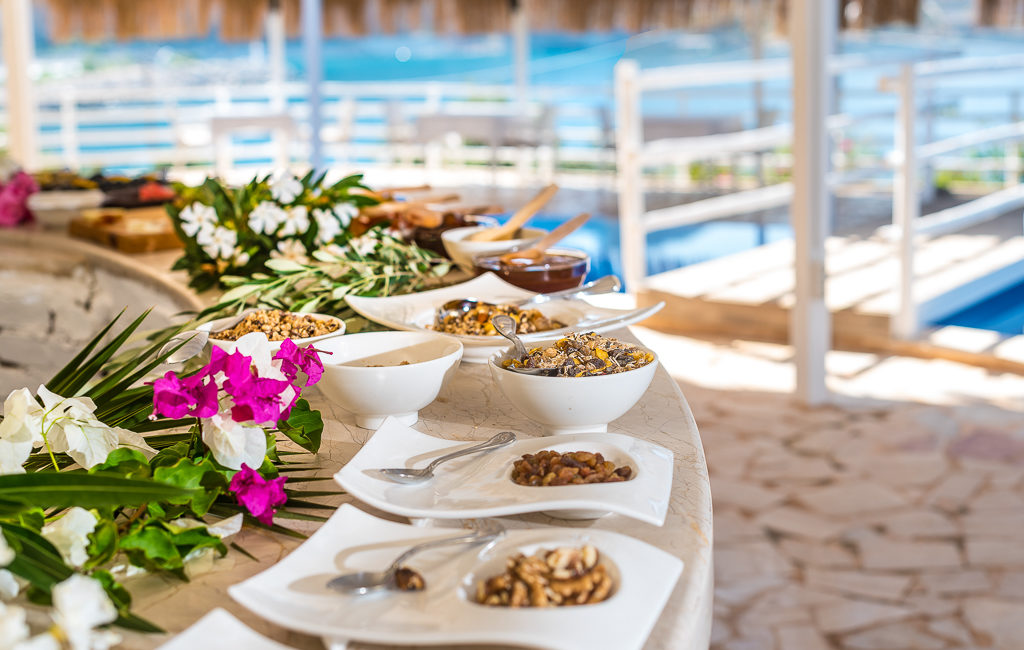 Likya Pavilion breakfast