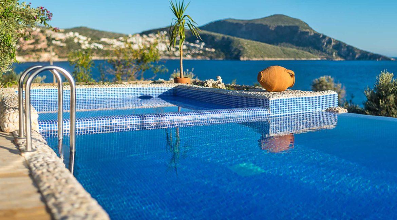 Likya Pavilion Persephone's private pool
