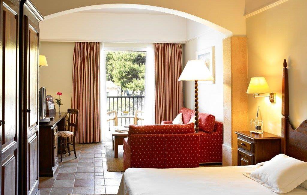 A Junior Suites at Cala sant Vicenc Hotel