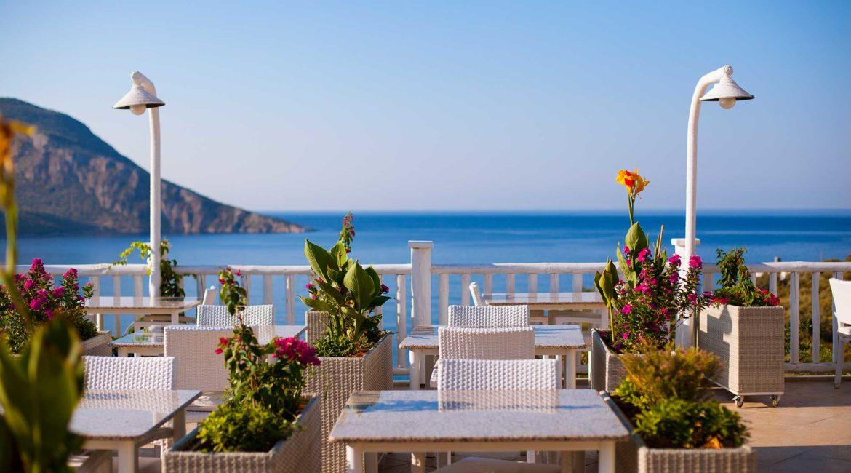 Likya Restaurant with stunning views