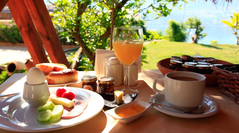 Breakfast at the Likya