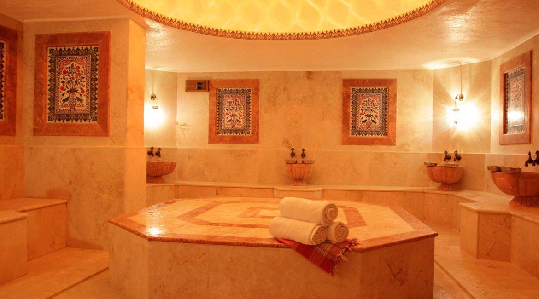 Hammam at Likya Residence and Spa
