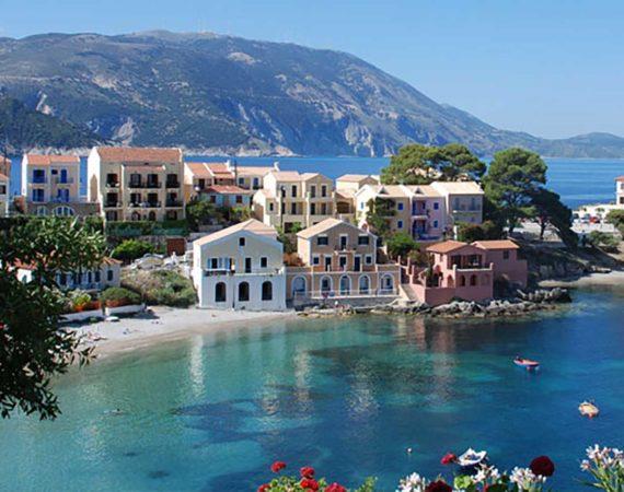 Quaint village of Assos