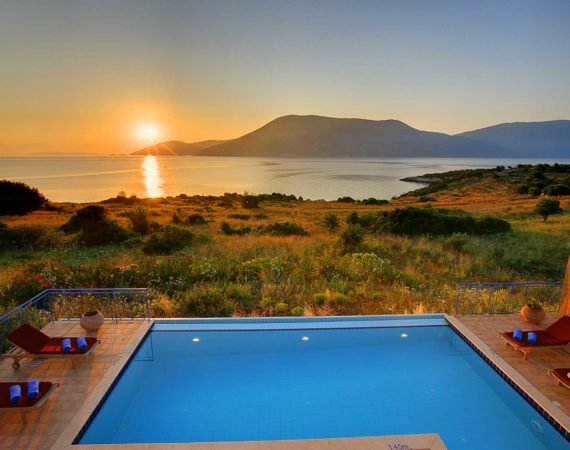 Views from Villa Dolicha