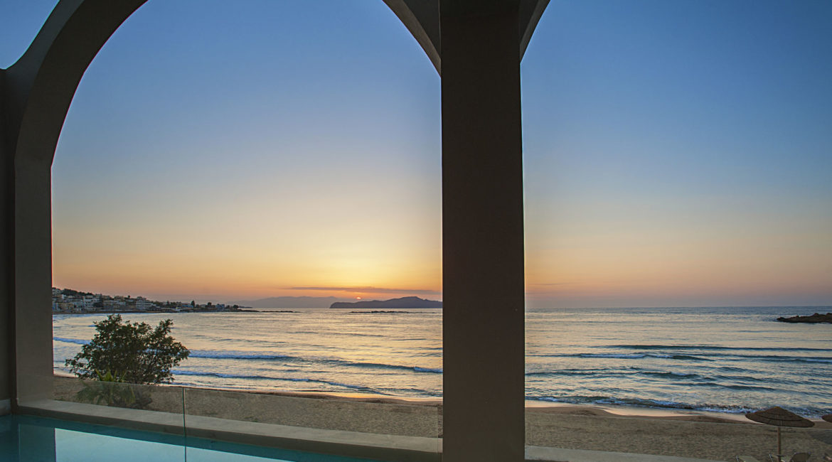 Absolute Haven sunset view