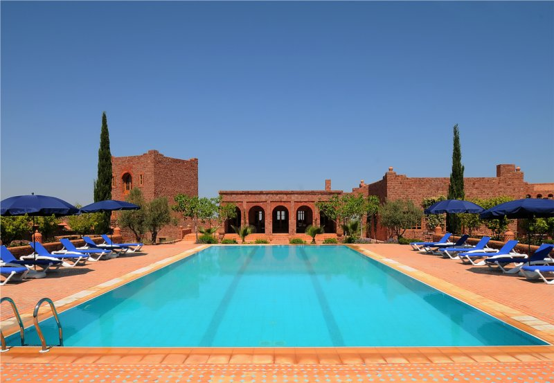 Kasbah Angour lovely large pool