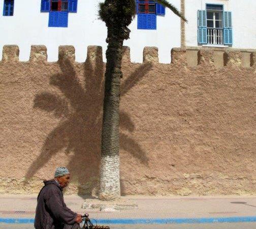 Essaouira traffic