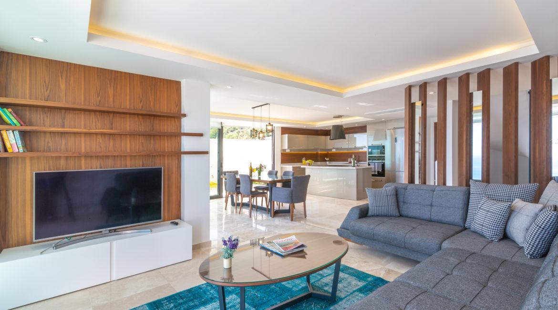 Villa Marvel lounge