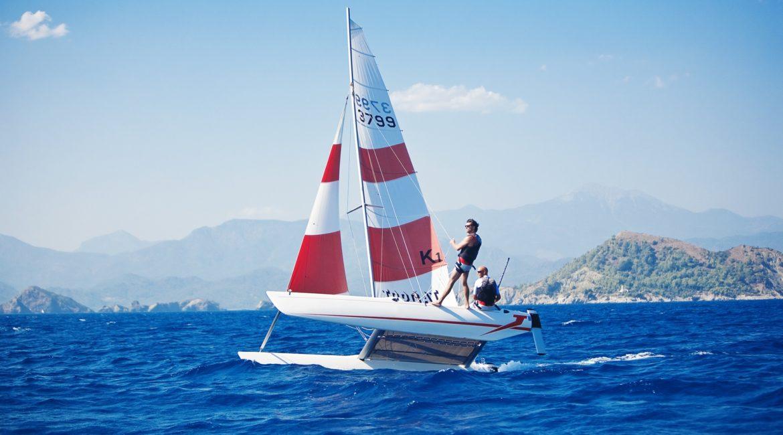 Hillside Beach Club Sailing