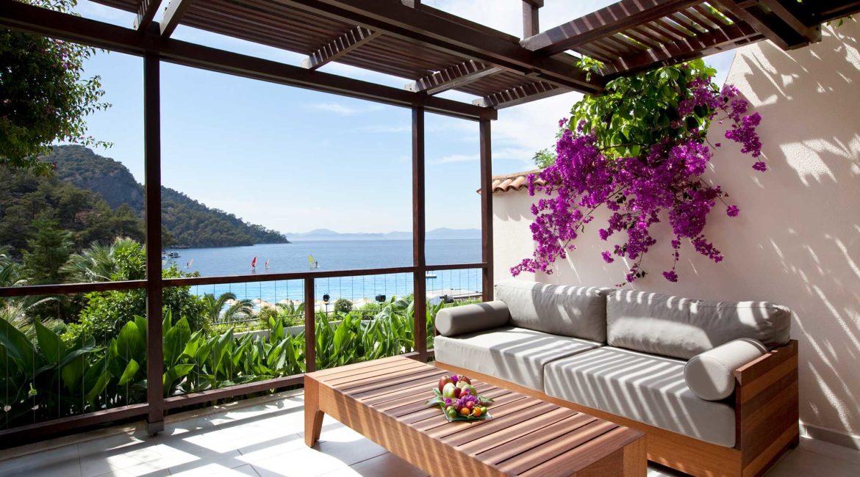 Hillside Beach Club Balcony/terrace