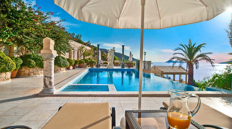 Infinity pool and Views at Mavi Koy