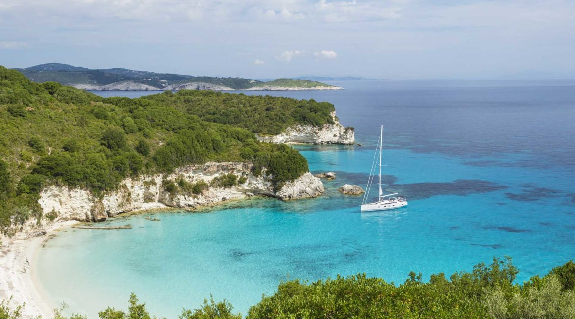 Argentous in the Ionian Sea