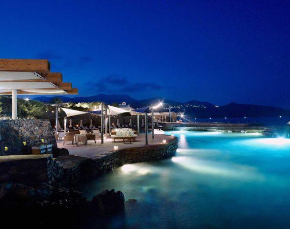 St Nicolas Bay Hotel Jetty bar