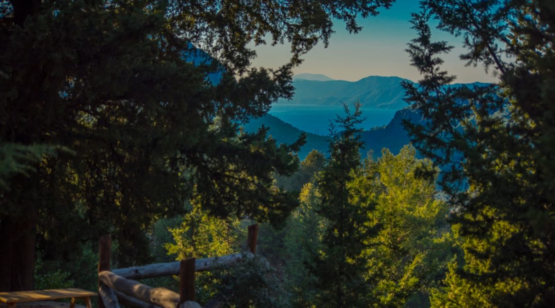 Chalet Vista stunning views