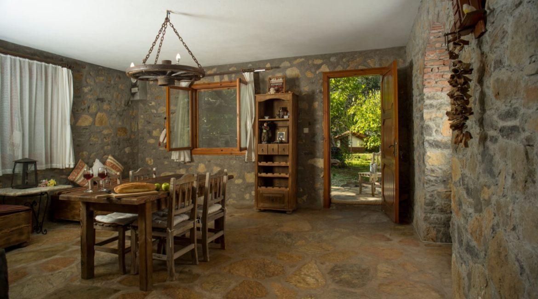 Chalet Vista reception