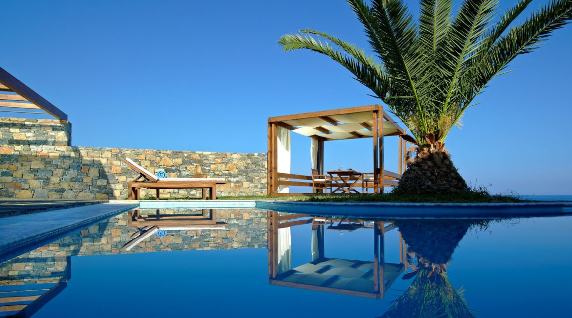 St Nicolas Bay Hotel Club Suite Private Pool Seafront