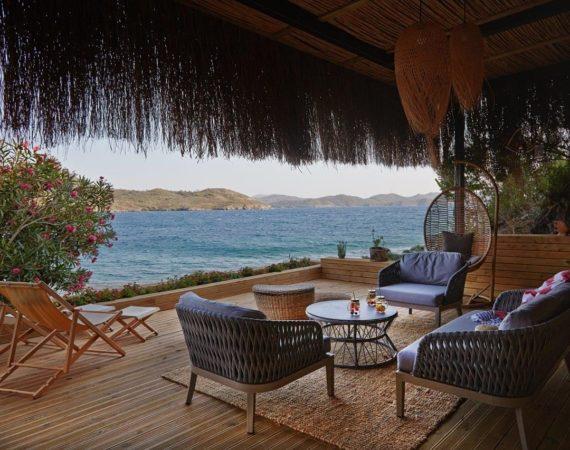 Golden Key Bordubet beach terrace