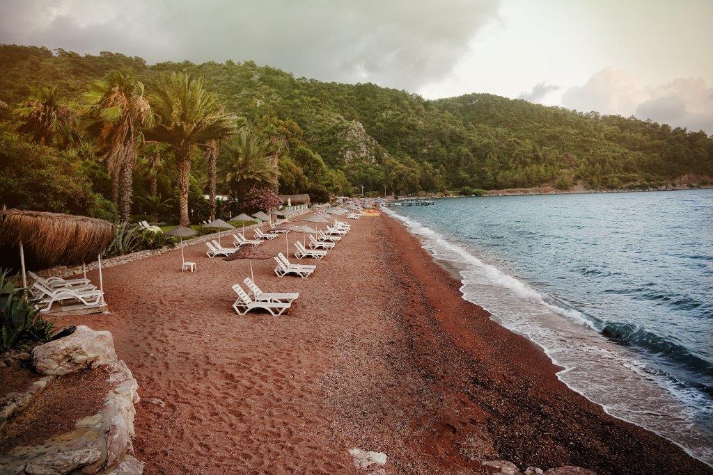 Golden Key Hisaronu beach