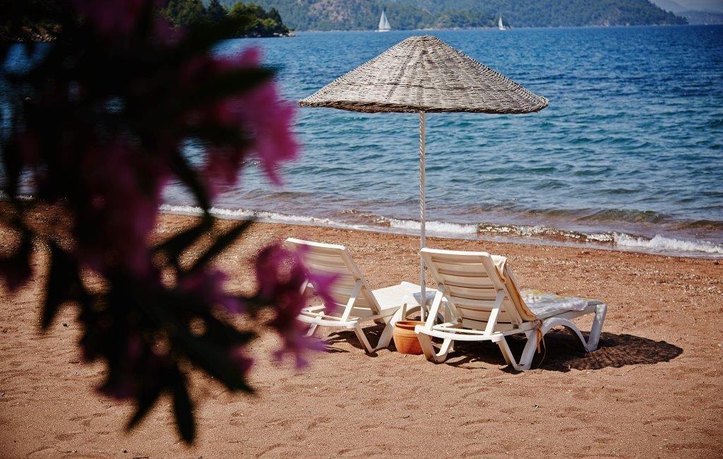 Golden Key Hisaronu private beach