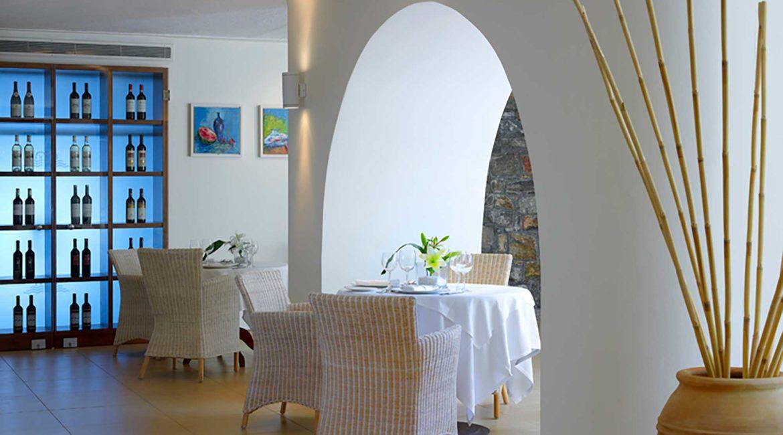 St Nicolas Bay Hotel Labyrinthos Restaurant