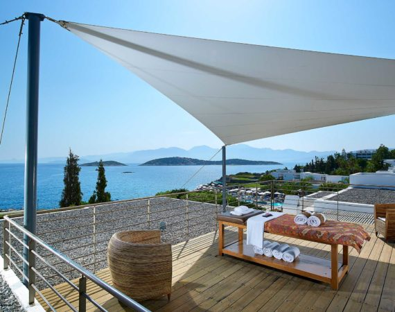 St Nicolas Bay hotel Poseidon Spa