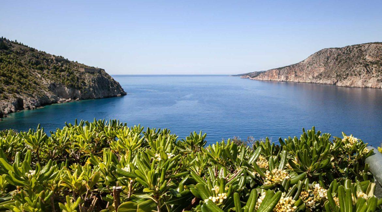 Views from Villa Agapi Braunis Horio