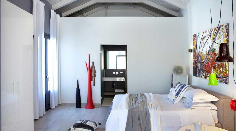 Villa Art Braunis Horio double bedroom