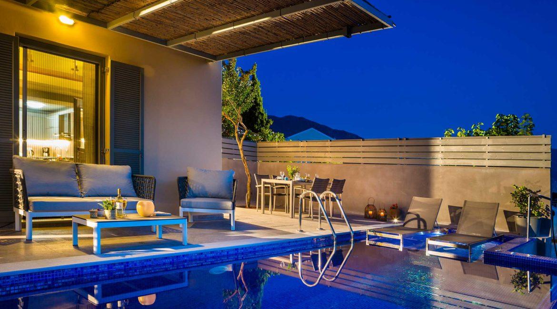 Villa Eutuxia Braunos Horio infinity pool with terrace