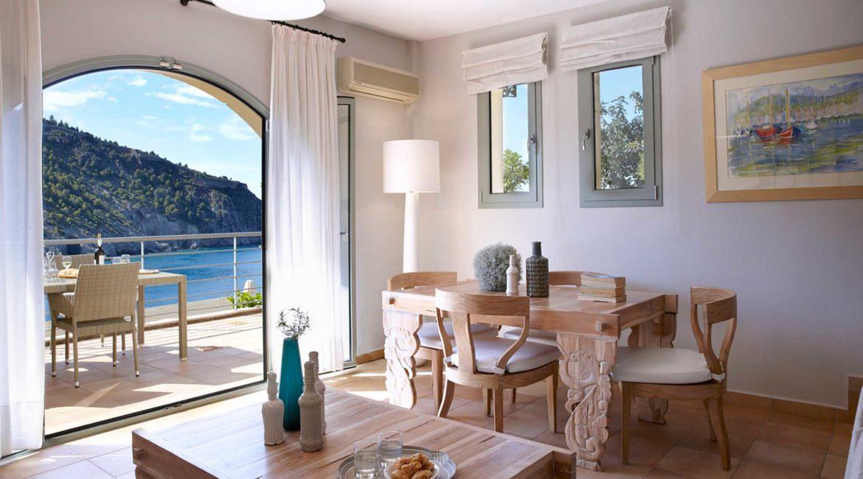 Villa Maistralli Braunis Horio living room