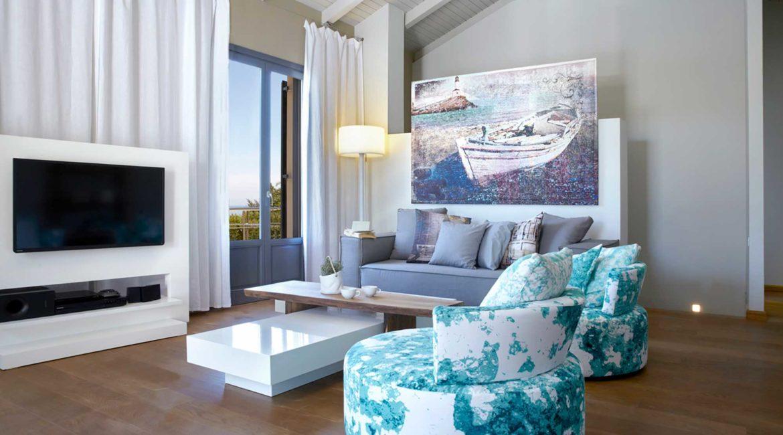 Villa Eco Braunis Horio living room