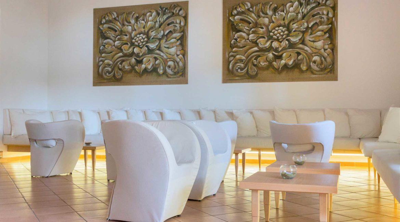 Lounge at the Hotel Caiammari