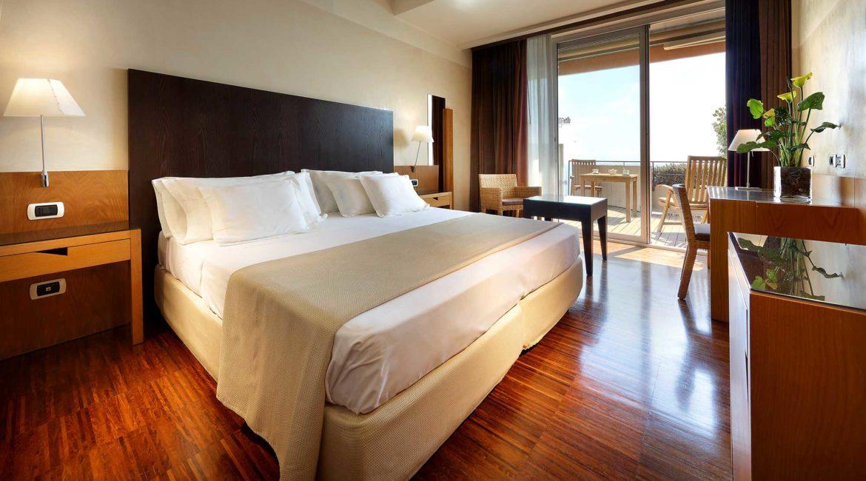 Monte Tauro Hotel double room