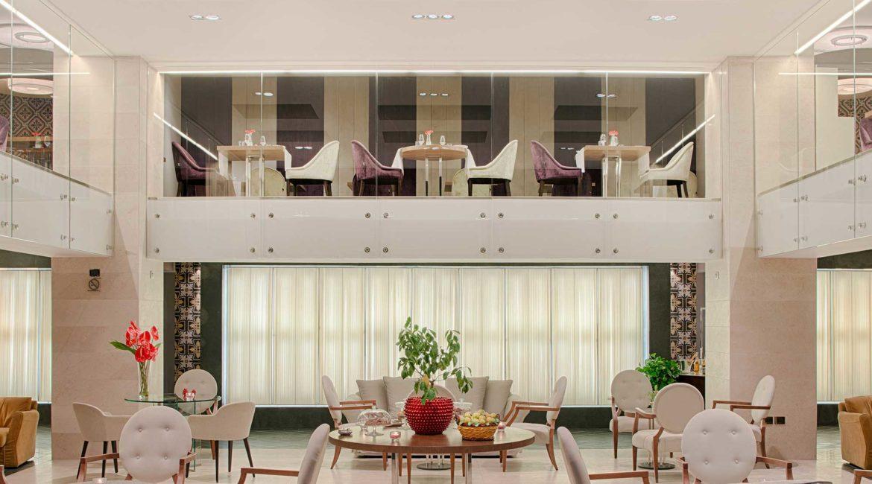 NH Collection Taormina restaurant