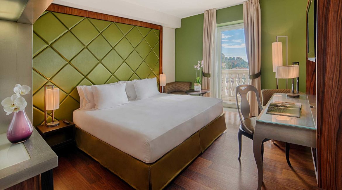 NH Collection Taormina double room