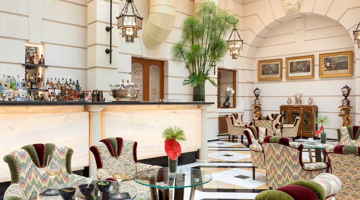 Ortea Palace Grand Hall Champagnette Bar