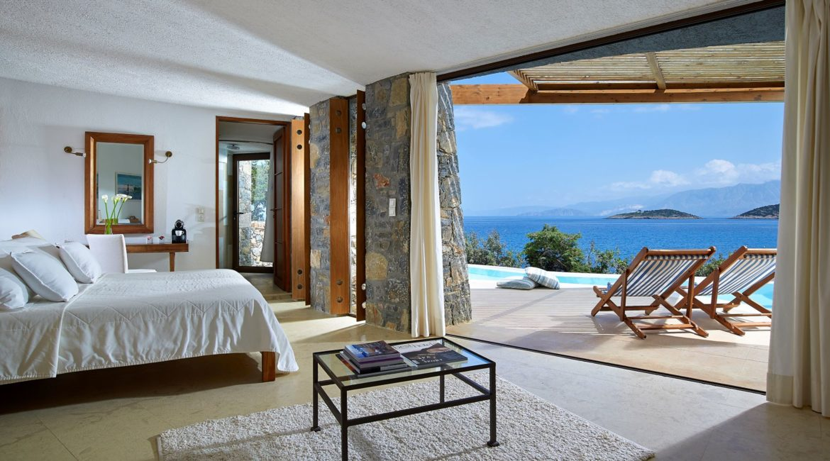 St Nicolas Bay Hotel Daphne & Chloe 1 Bedroom Villa with Private Pool & Seafront