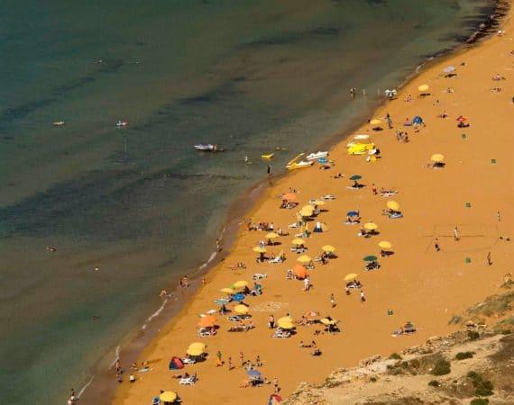Gozo - Ramla Bay