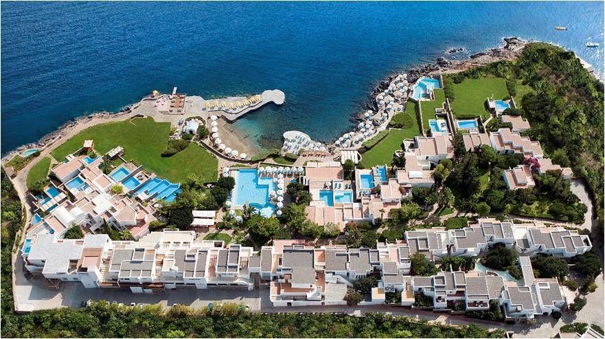St Nicolas Bay Resort Hotel overview