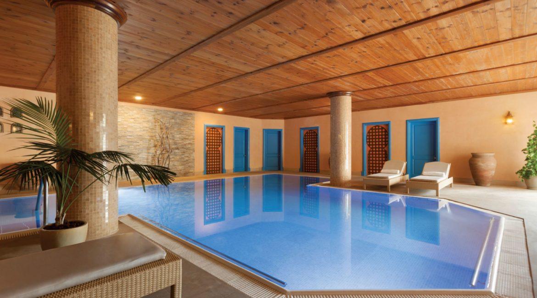 Kempinski Hotel San Lawrenz Hammam pool