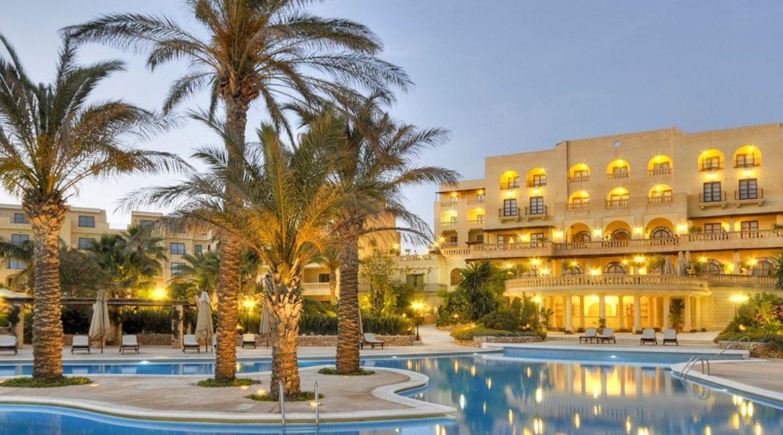 Kempinski Hotel San Lawrenz pools