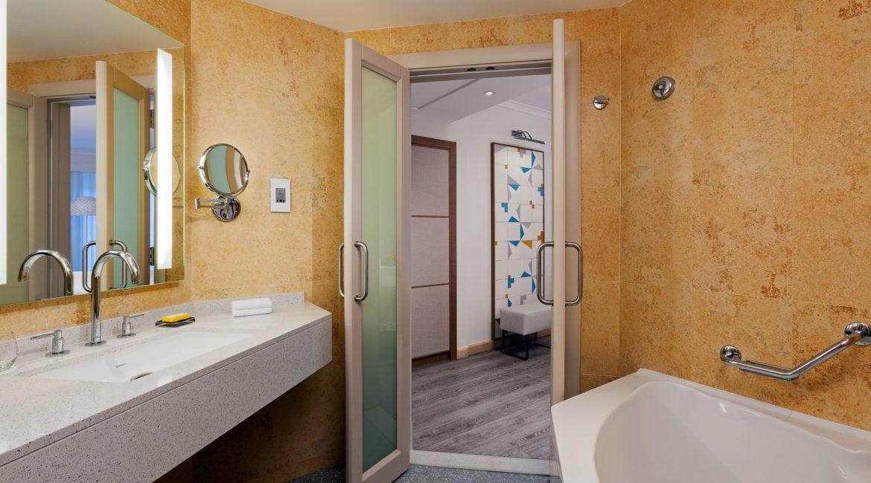 Marriott Malta bathroom