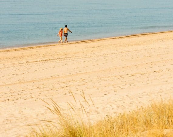 Alvor Beach Algarve