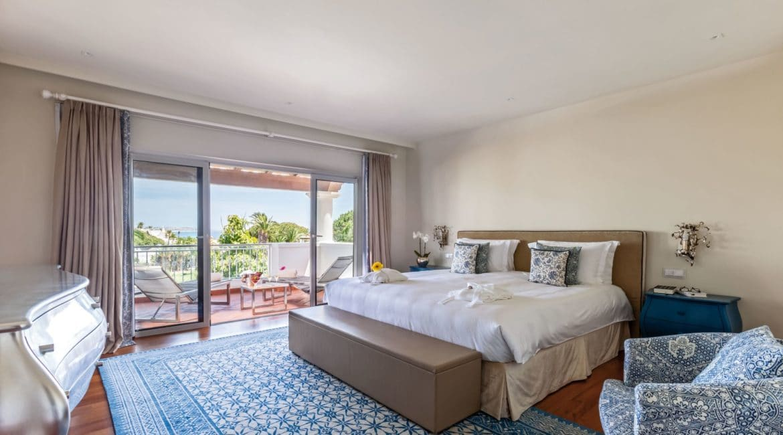 Vila Vita Parc Penthouse suite