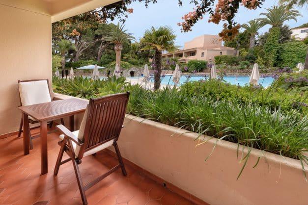 Vilalara Thalassa Resort Junior Suite Pool View