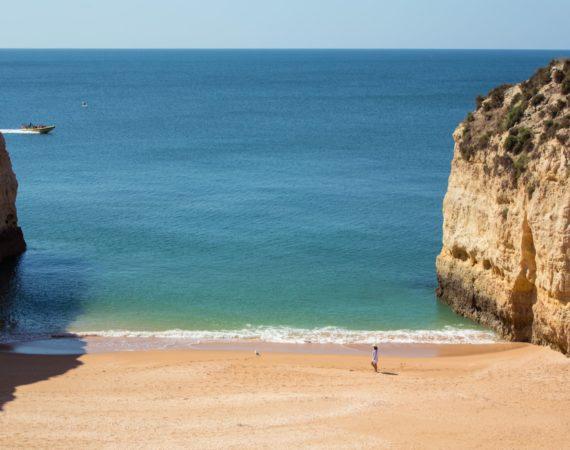 Vilalara Thalassa Resort's Beach