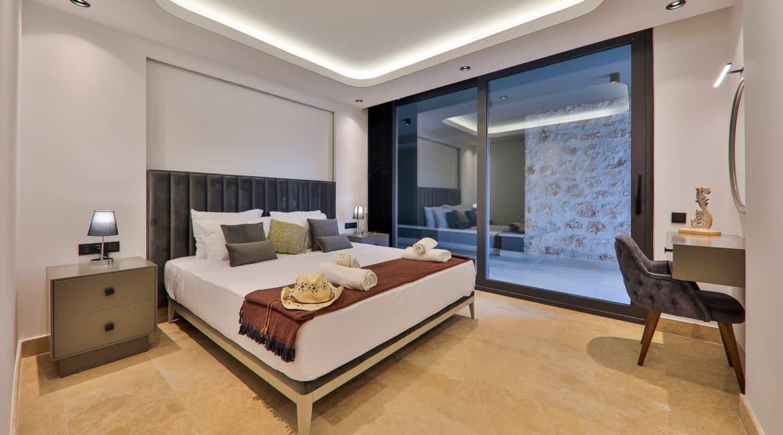 Villa Dream double bedroom on the ground floor